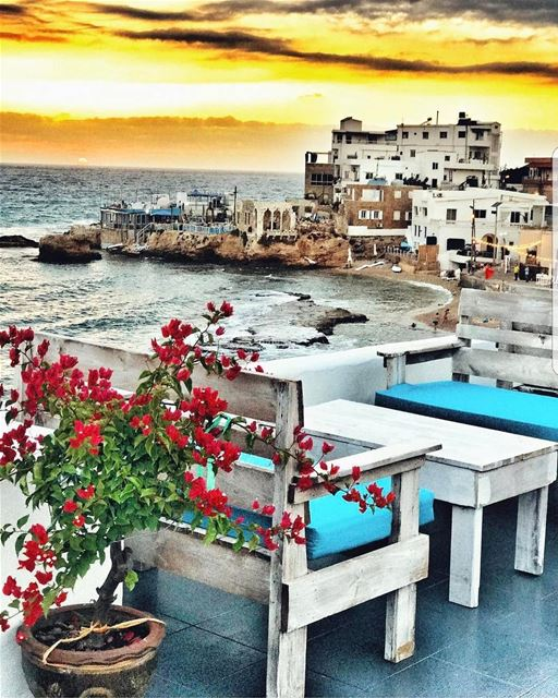 batroun @tinalattouf rooftop bahsa batrounbeach batrouncoast ... (Bahsa-Batroun)