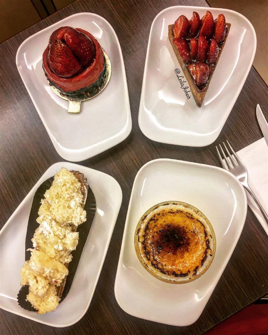 strawberrytart tart livelovehamra livelovelebanon lebanontimes ...