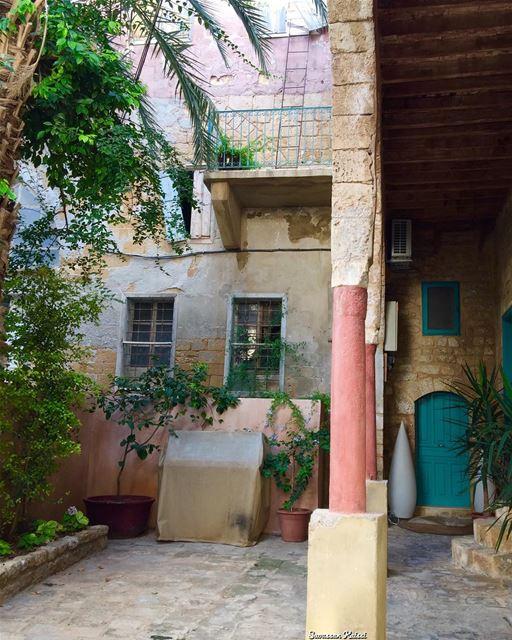 old oldhouse heritage lebanonhouses tyr lebanon colors ...