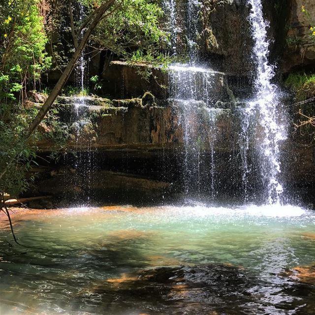 WATERFALLS .................. summersun summervibes ... (Faraya, Mont-Liban, Lebanon)