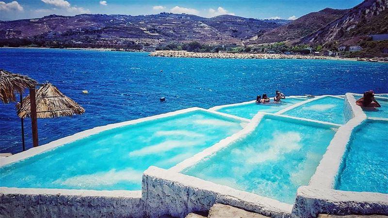 destinations 💙........ lebanon_hdr instalebanon intotheblue ... (Rocca Marina)