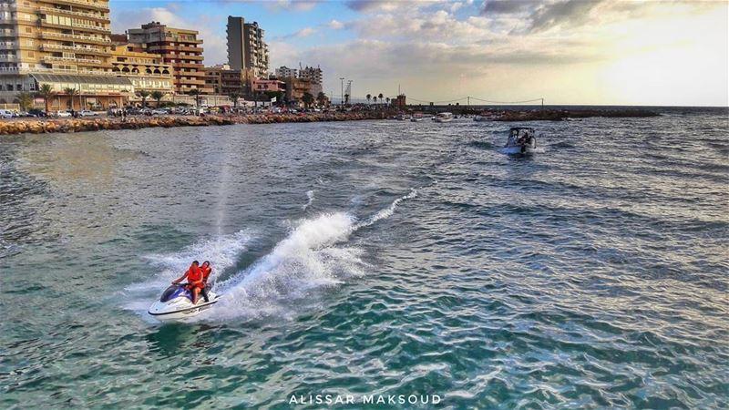 """""""الخوف لا يمنع من الموت ؛ولكنه يمنع من الحياة"""". نجيب_محفوظ💫💫💫💫💫💫💫 (Tripoli, Lebanon)"""