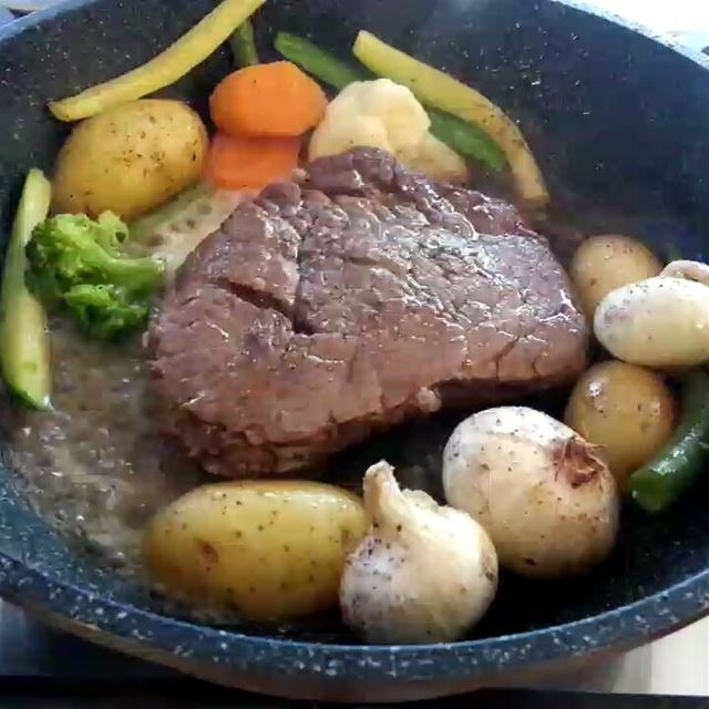 250g Coeur de Fillet in the making 😊 beirutfood beirutfoodies ... (Em's cuisine)