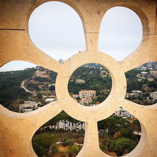 Beautiful lebanon❤❤🇱🇧🇱🇧 hightowercastle mountainsoflebanon ... (Lebanon)