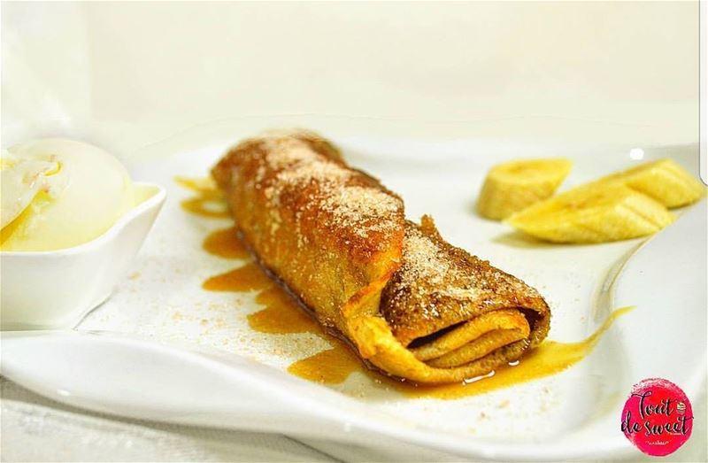 batroun toutdesweet crepe dessert icecream bebatrouni Lebanon ... (Tout de sweet batroun)