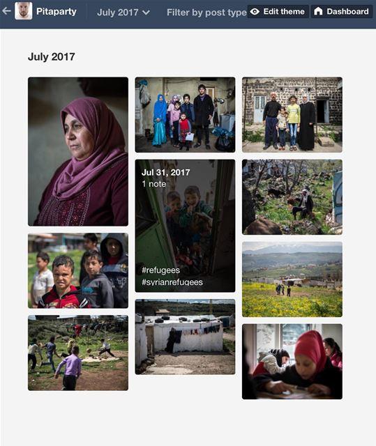 Zrobilem update bloga (pitaparty.tumblr.com) link w bio. Dwa dni w... (Lebanon)