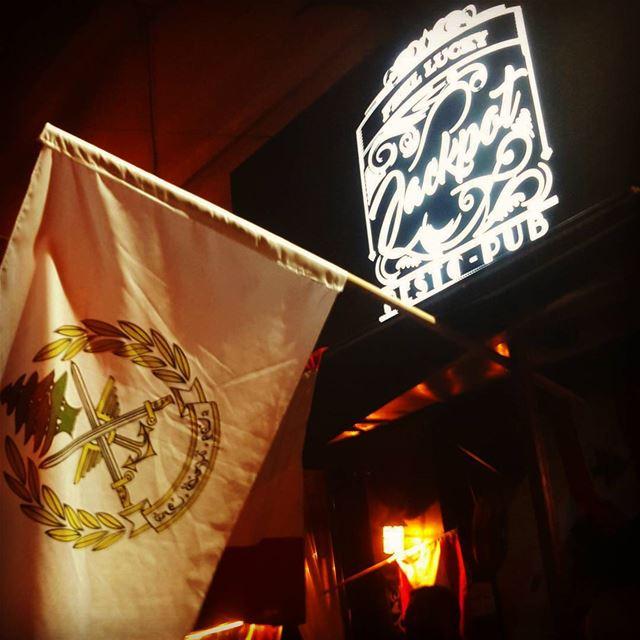 jackpot jounieh monday lebanesearmyday lebanesearmy lebanon nightlife pub... (Jackpot)