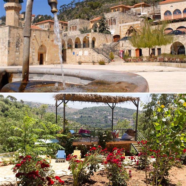 Have a refreshing and beautiful day in Deir el Qamar... Stay at Beit el...