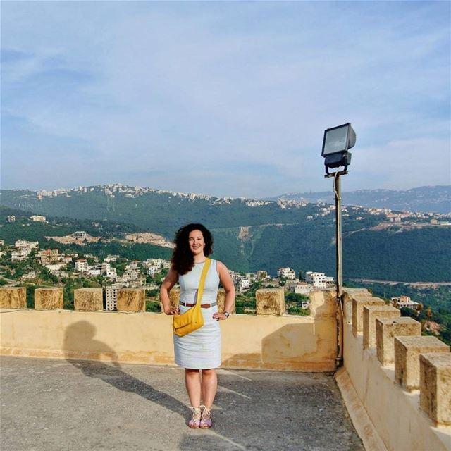 В детстве я обожала сказки про принцесс. Моей фавориткой была Русалочка Ари (Harîssa, Mont-Liban, Lebanon)