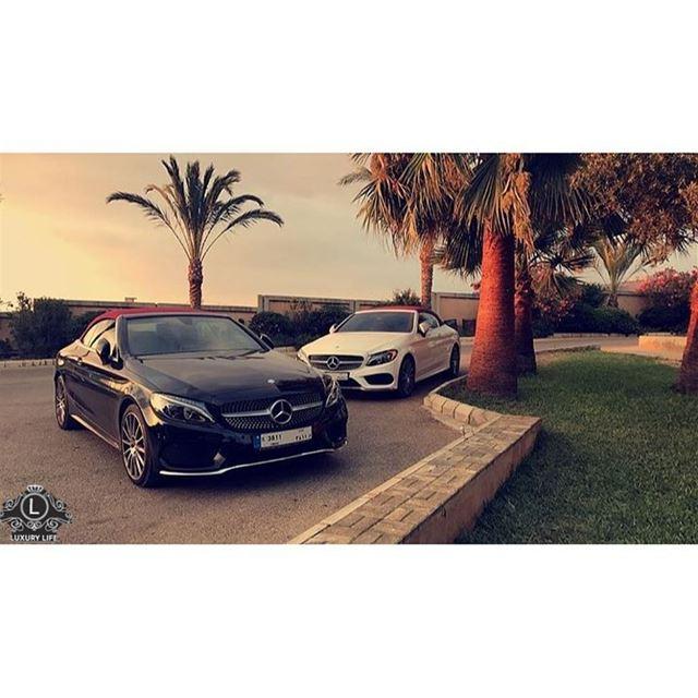 Mercedes Squad 💯 📸: @alisamidaher 💸 Lebanon Lebanese Luxury LuxuryLife...