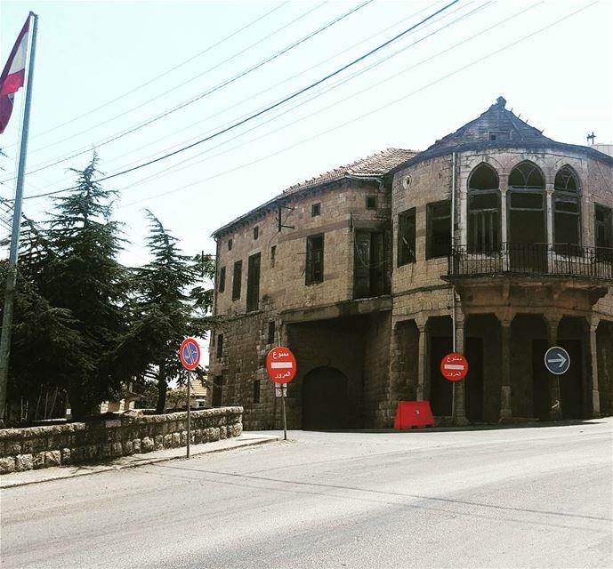 oldlebanesehouses livelovelebanon livelifelebanon amazing ... (Marjayoûn, Al Janub, Lebanon)