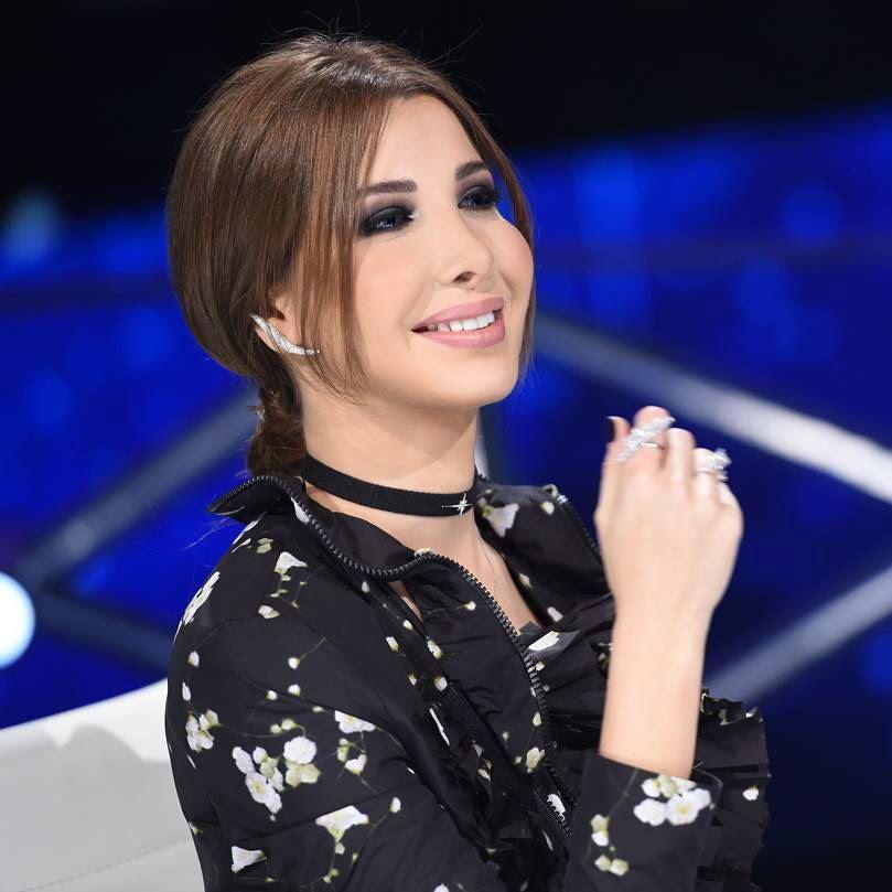 Cutie ❤ nancyajram nancy9 hassabeek Türk Turkey Türkiye singer ...