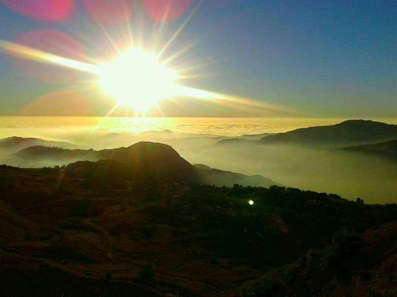 Born to live in the mountains mountains lebanon colors nature ... (Mzaar 2400m)