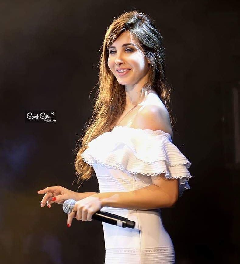Guys, That picture is really amazing ❤😍💃  nancyajram  nancy9  hassabeek ...