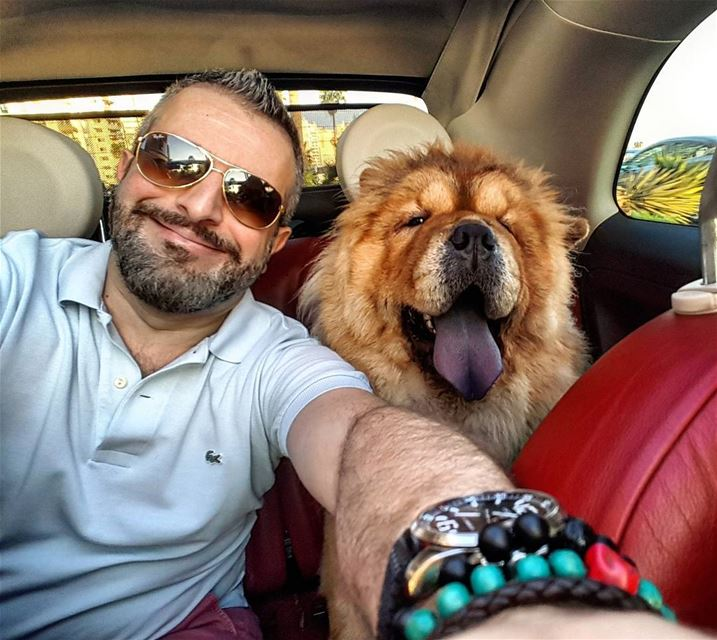 Ben Fur nephew love worldofchowchow chowchow dogs furry family ... (Beirut, Lebanon)