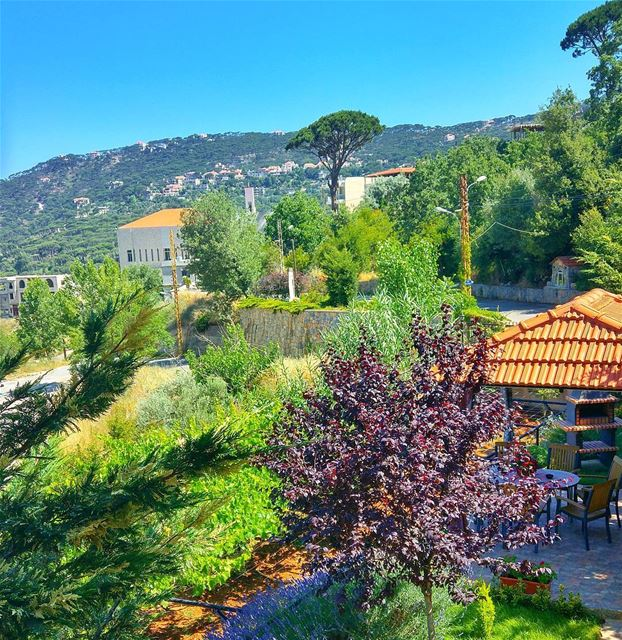 My Beautiful village 😍 lebanon nature naturelovers natureporn ... (Bmariam, Mont-Liban, Lebanon)
