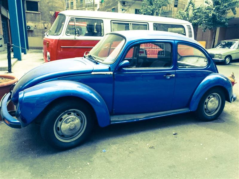Blue love 💙😍............. Lebanon livlovelebanon ... (Baouchrîye, Mont-Liban, Lebanon)