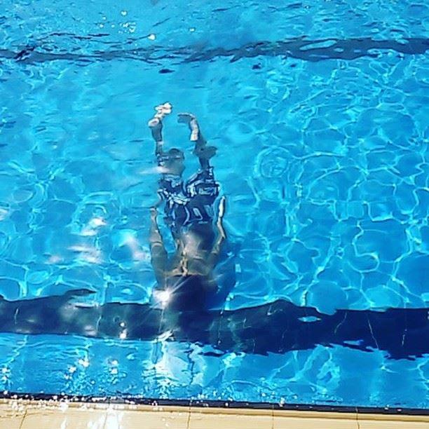 My Fishies🐟🐠! summer vacation lebanon swimming diving jumping ... (جونية - Jounieh)