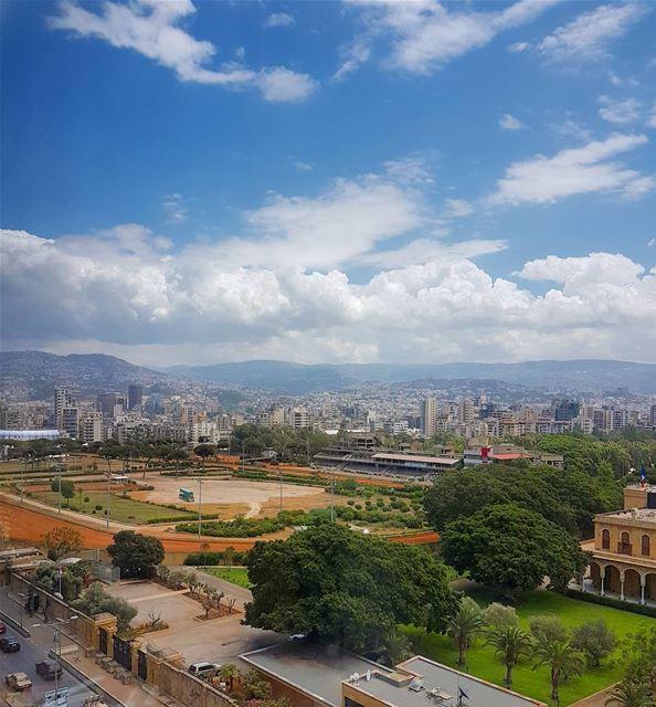 Hippodrome Beirut. lebanon horseracing travel voyage beyrouth ... (Beirut Hippodrome)