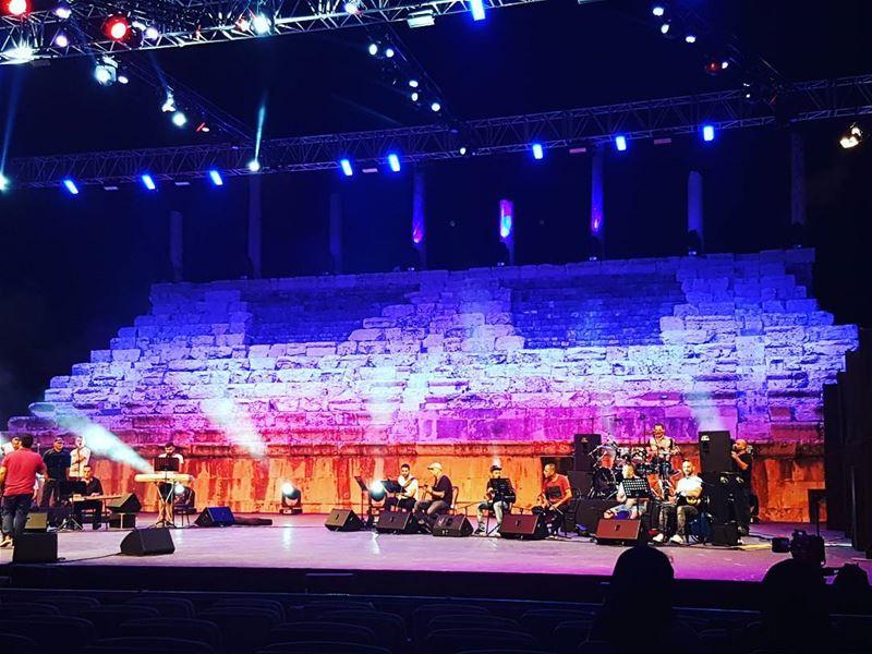 tyreinternationalfestival waeljassar tyre lebanon ... (TYRE International Festival)