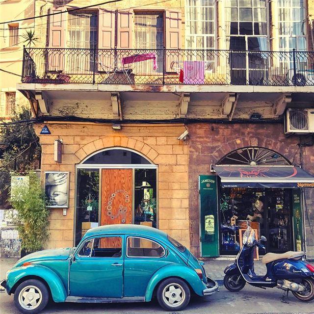 Cliché sceneries🐞 Lebanon tb travel travelgram traveler wanderlust... (Beirut, Lebanon)
