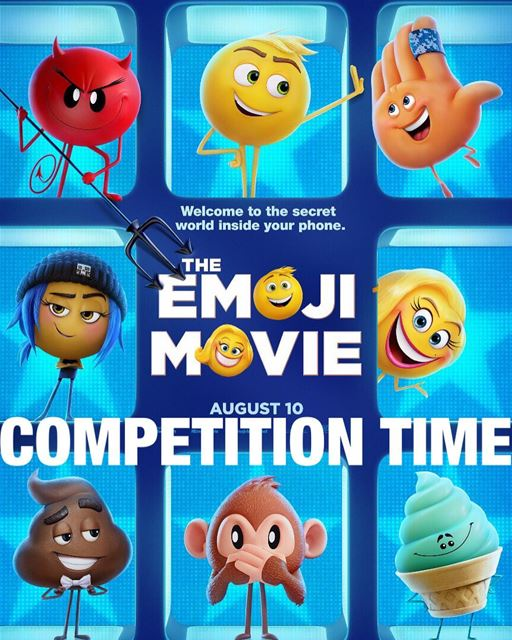 Win exclusive movie tickets to watch the avant Premiere of The Emoji Movie... (Citymall)