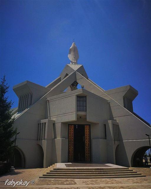 ➖➖➖➖➖➖➖➖➖➖➖➖➖➖➖➖➖ lebanon lebanonhouses church me instalike jesuschrist... (Saydet El Hosn - Ehden)
