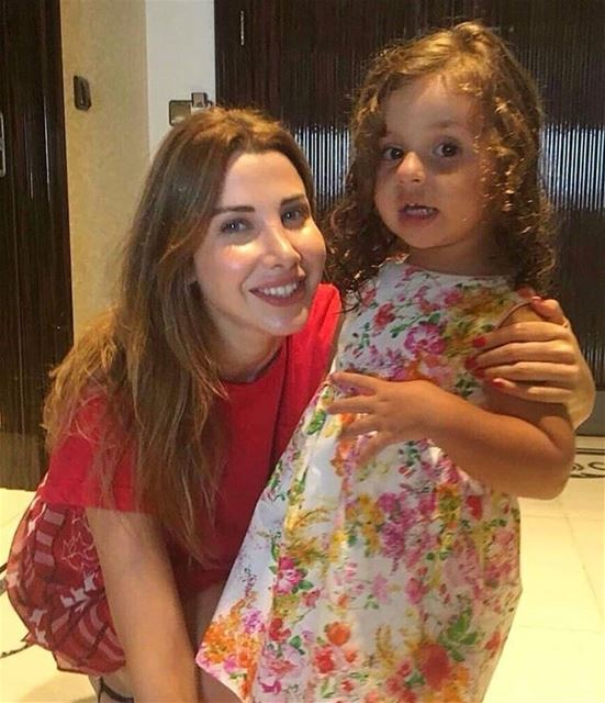 Find the two babies in the picture 💃💞💘 New from Cyprus ⭐🌙  nancyajram ...