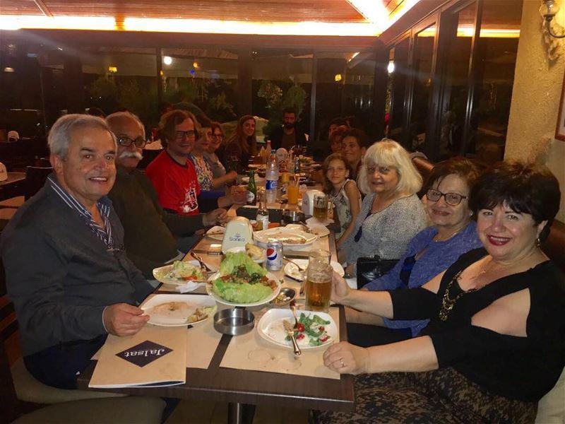 Jalsetna ahla jalse bi jalsat restaurant mayrouba internationalcuisine... (Jalsat)