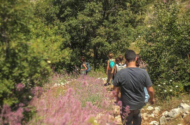 Hiking is great for your  mind and  body!  JabalMoussa  lebanesenature ...