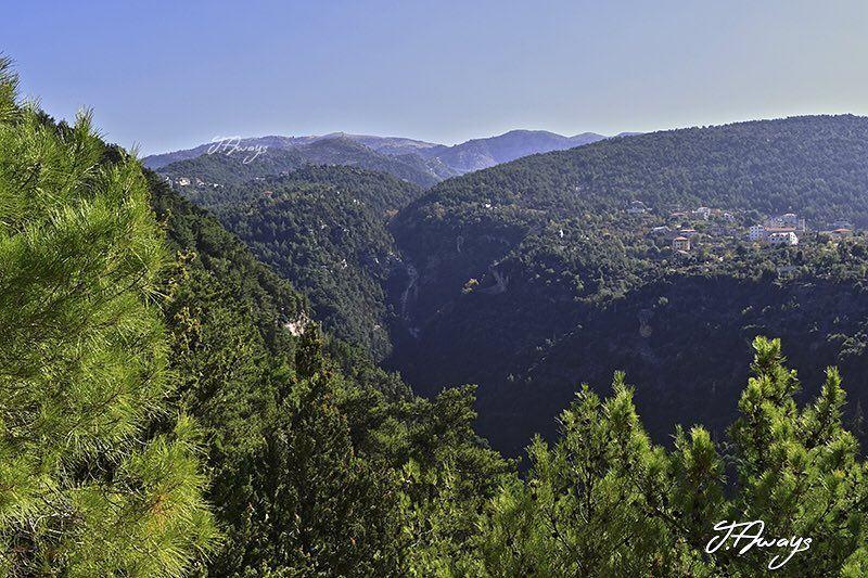 """Ain't no mountain high...ain't no valley low"" ig_nature ig_lebanon ... (Miziâra, Liban-Nord, Lebanon)"