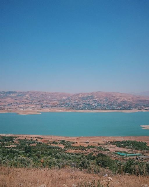 sᴜɴᴅᴀʏ ʜᴜɴᴛɪɴɢ 🏞🏞 (Lake Qaraoun)