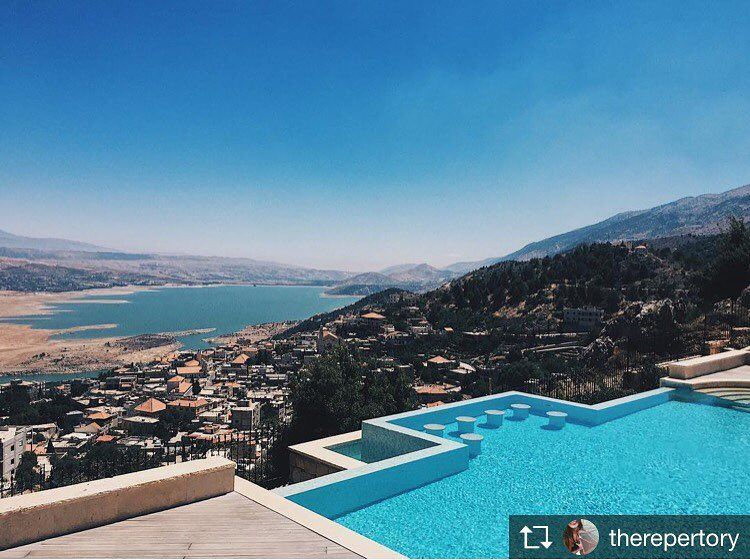 Repost from @therepertory  where every single day of summer should be... (Saghbîne, Béqaa, Lebanon)
