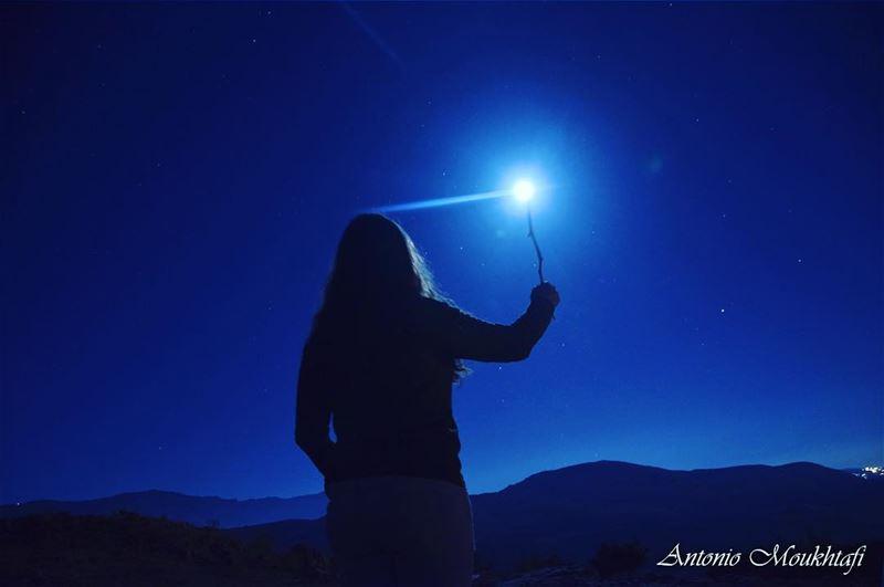 ehden ehdensky ehdennightlife liveloveehden moutains moon moonlight... (Ehden, Lebanon)