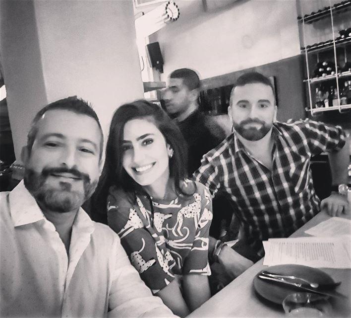 Once Again reunion happiness baron beirut lebanon lebanese ... (Baron)