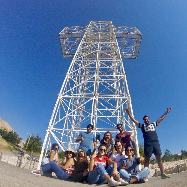 Photo de classe 🤡 peopleoftheworld lebanon mylebanon baskinta ... (Qanat Bakish, Mont-Liban, Lebanon)