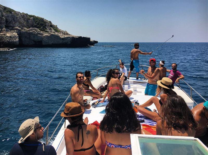 s u n d a y 's 🌞 lebanon lebanon_hdr chekka boat boating beach ... (Chekka)