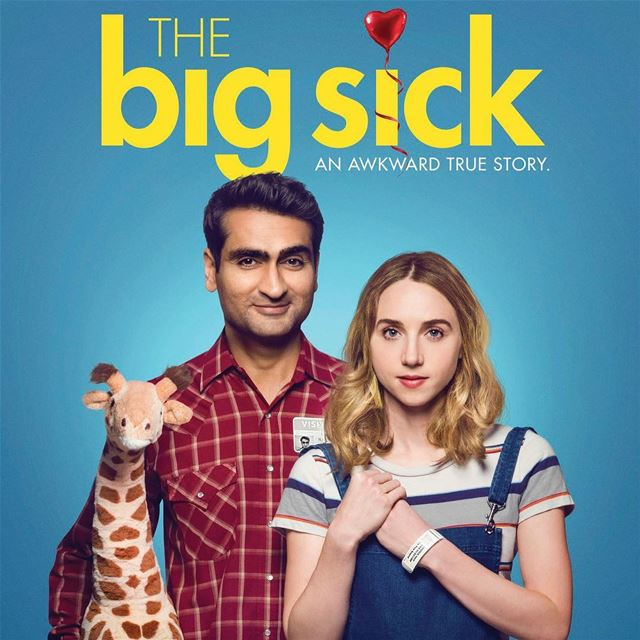 If you are a romantic comedy fan then you should watch The Big Sick a... (Grand Cinemas Lebanon)