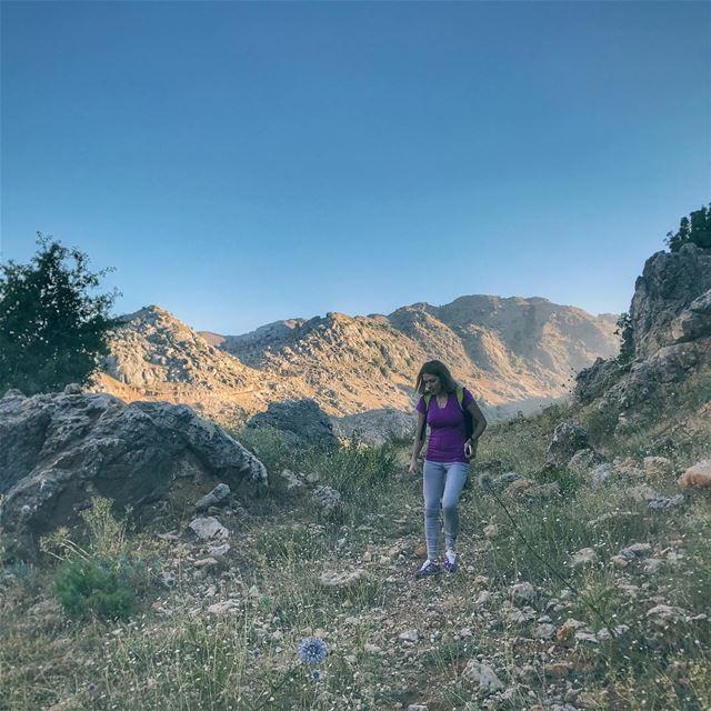 Hiking @vitalina.a LiveLoveLebanon wearelebanon lebanonbyalocal ... (El Laklouk, Mont-Liban, Lebanon)