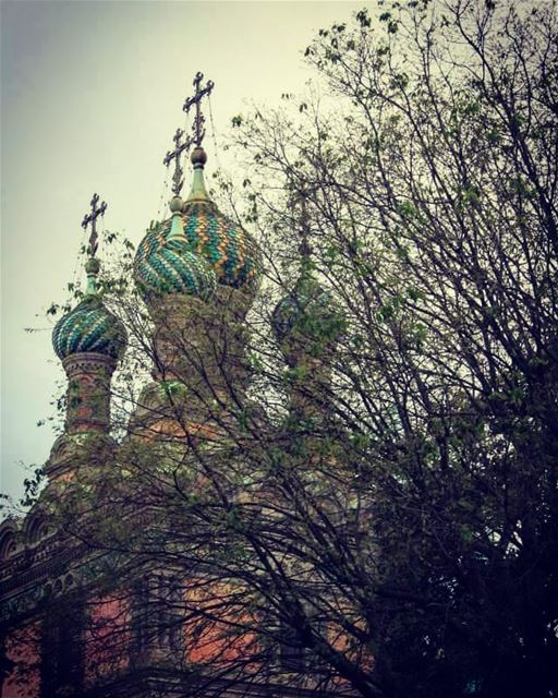 """I can heal a broken heart with a smile""-[Rumi]Orthodox Russian church of..."