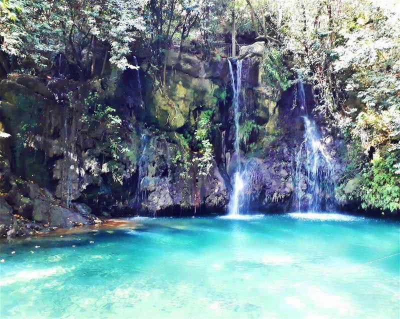 a little piece of Heaven. LiveLoveLebanon GoodMorning............ (Paradise - Baaklin)