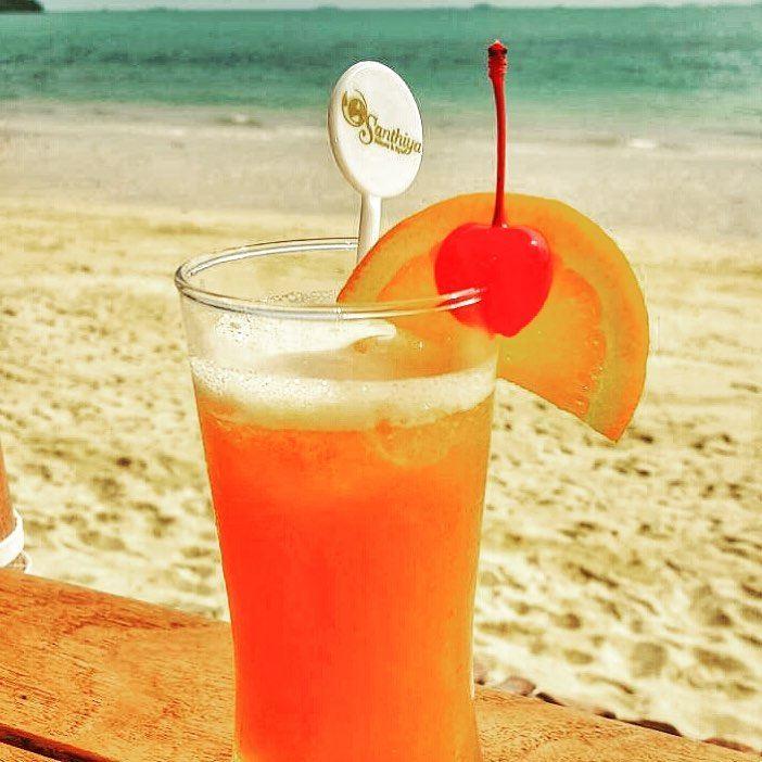 Some sex on the beach won't do us harm 😏 🍹-------------------------📍 @ (Phuket, Thailand)