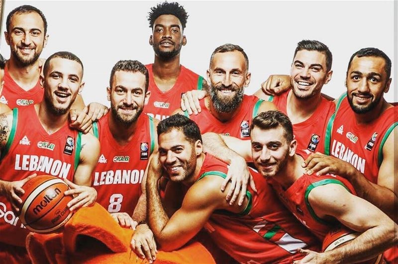 Best of luck for today game🏀🏀bring us the gold champions 🏅 asiacup ... (Stade Nouhad Naufal)