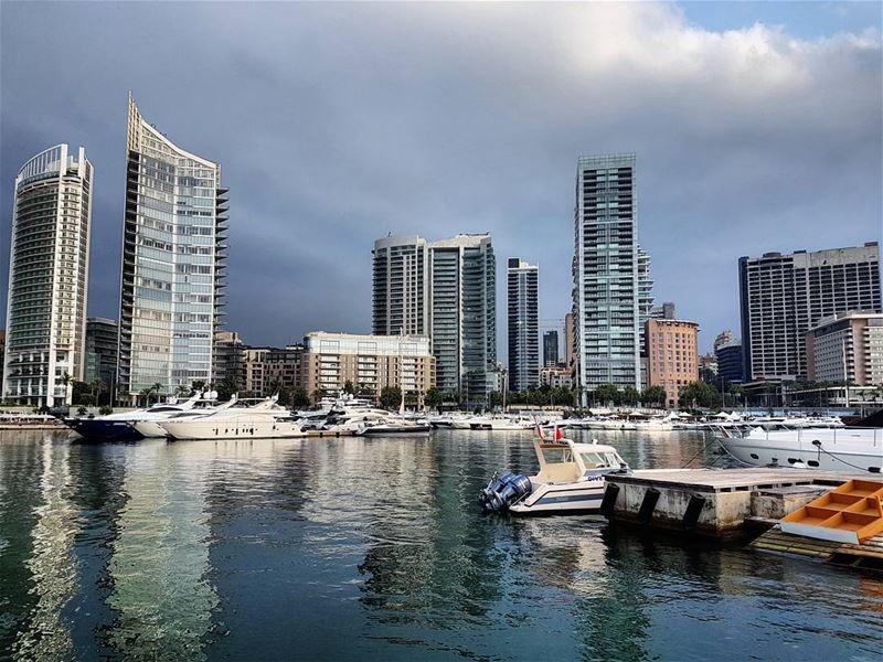 In Deep Water horizon downtown beirut lebanon lebanese urban ... (Beirut, Lebanon)