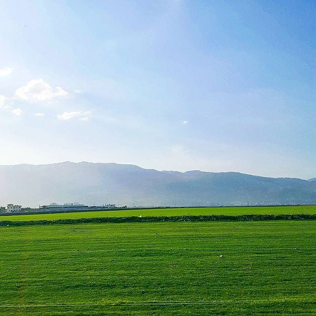 The future will either be green or not at all. @livelovebekaa by @monaaayoub (West Bekaa)