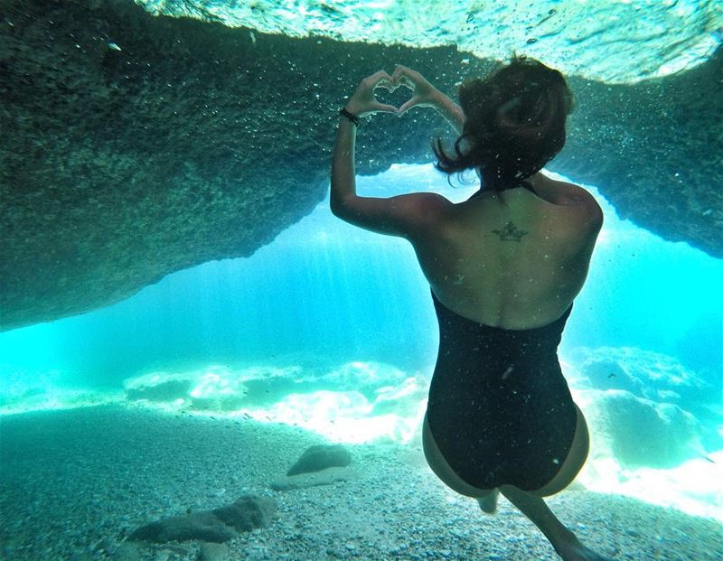 Spread the Love ❤💫 Livelovebeirut Sea Lebanese lebanon Instagram ... (Batroûn)