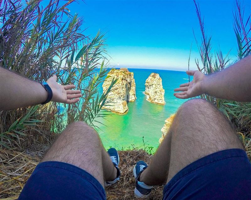 Life is short, explore as much as you can! 🌎🌍🌏... gopro goprome ... (Beirut, Lebanon)