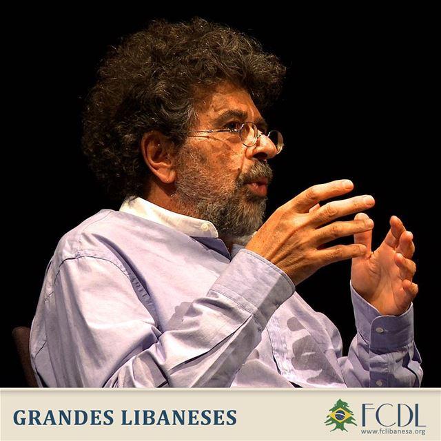 🇱🇧🇫🇷 Você sabia que um libanês já foi ganhador do Oscar? Gabriel Yared...