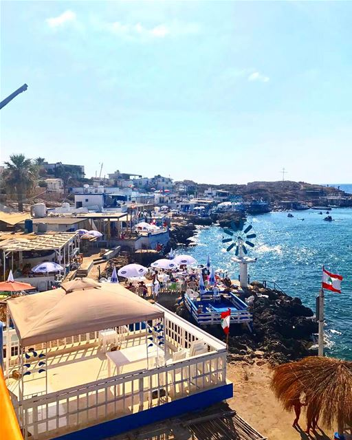 Lebanese beauty lebanesebucketlisters anfeh lebanon ... (Ta7t El Ri7 - Anfeh)