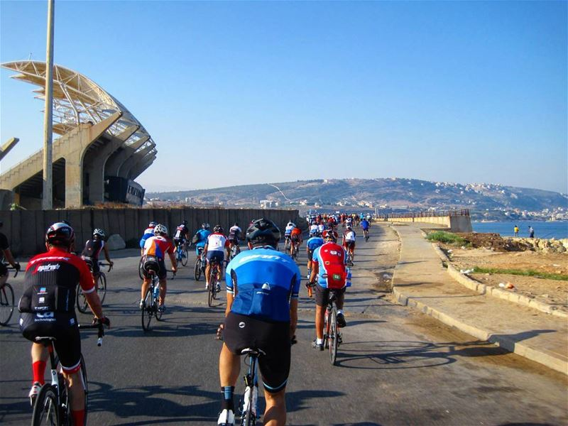 bordertoborder 220km tripoli livelovetripoli carfree nocar bike ...